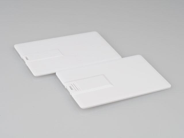 名入れ印刷ができるノベルティ用のカード型USBメモリー