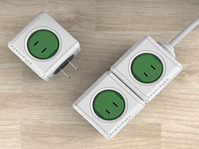 名入れ可能な電源タップ